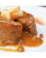 Caramel Lava Cake