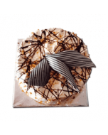 Chocolate Opera Coffee Cake