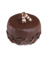 Devil's Chocolate Delight Cake