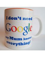 Mother's Day Google Mug