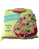 Maggie Noodles Cake
