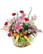 Exotic Fruits Basket 2 Kg