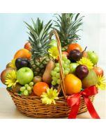 Send Mix Fruits Basket Big Online